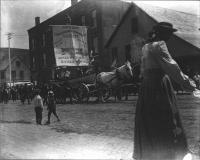 Longshoremen's Benevolent Society, Portland, ca. 1894