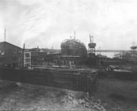 Bath Iron Works, ca. 1900