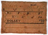 Dolley Carleton Sampler