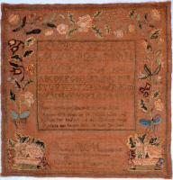 Procinda Merrow sampler, 1828