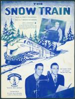 'The Snow Train,' Waterville, 1946