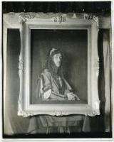 Elbridge Stoneham as 'Portrait of Durer,' Portland, 1923