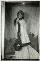 Phyliss M. St. F. Thaxter as 'Miss Farren,' Portland, 1923