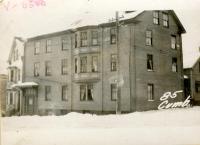 85-87 Cumberland Avenue, Portland, 1924