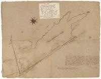 Brunswick area map, 1718