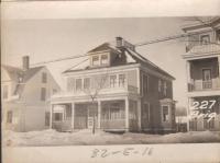 227 Brighton Avenue, Portland, 1924