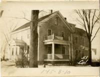 51 College Street, Portland, 1924