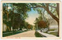 Main Street, Lubec, ca. 1914