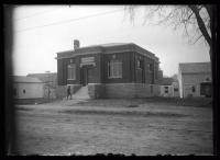 B. H. Bartol Library, Freeport, ca. 1920