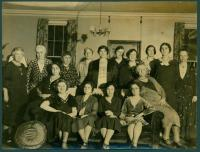 Business and Professional Women's Executive Board, Portland, 1931