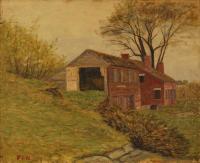 O'Neil's Dyer House, Cape Elizabeth, 1917