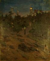 Monhegan Light, ca. 1900