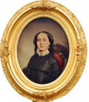 S. Maria Patten, Portland, ca. 1854