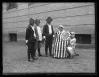 Americanization colonial pageant, Portland, ca. 1926
