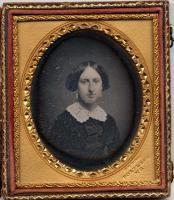 Mary Everret Carter, Portland, ca. 1860