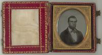 Captain John Blanchard, ca. 1855