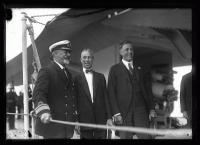 Allan F. Everett, Charles B. Clark and Carl E. Milliken, Portland Harbor, 1920