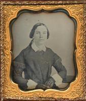 Rebecca Johnson Cunningham, ca. 1846