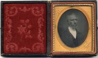 Reverend Asa Cummings, ca. 1850