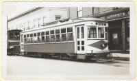 York Utilities Company car #88, Sanford, ca. 1930