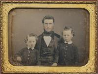 Thomas A. Foster and sons, ca. 1854