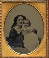 Mother and child, ca. 1860