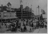 Old Orchard Beach Center, 1900