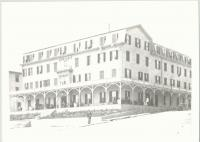 St. Cloud Hotel, Old Orchard, ca. 1879
