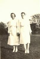 Trull Hosptial Nurses, Biddeford, 1939