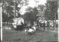 Rescued Articles from the Somesville Fire, 1908