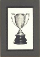Trophy presented to John Locke, 1900