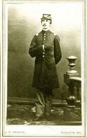 Lt. George W. Edwards, 16th Maine, 1862