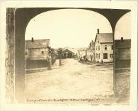 Biddeford-Saco Bridge, prior to 1877
