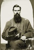 Civil War captain, ca. 1861