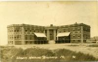 Webber Hospital, Biddeford, circa 1911