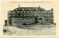 """Maison Provinciale, Academie Marie-Joseph,"" Biddeford Pool, ca. 1950"
