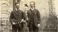 Good Will Class Marshals, Fairfield, 1917