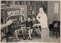 Ellen Warren, 'Dave Astor Show,' Portland, ca. 1963