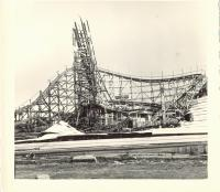 Roller Coaster, Old Orchard Beach, 1948