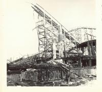Roller Coaster fragments, Old Orchard Beach, 1948