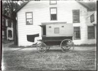 Wagon Ambulance, Saco, ca. 1890
