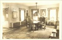 Deering Family Dining Room, Saco, 1937