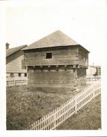 Fort Halifax Block House, Winslow, ca. 1920
