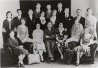 Averill High School Class of 1932, Fairfield