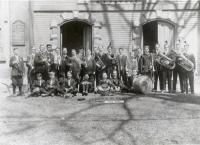Good Will High School Band, Skowhegan, ca. 1914
