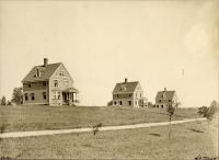 Faculty Row, Fairfield, ca. 1935