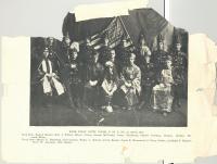 Unity Lodge, Knights of Pythias, Saco, 1915
