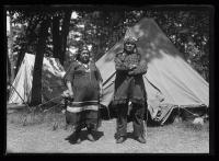 Maine Indians, Portland, 1920