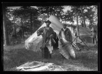 Sabattus Lola and Sabattus Mitchell, Portland, 1920