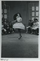 Ellen Warren on 'Dave Astor Show,' ca. 1962